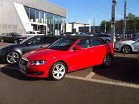 2009 Audi A3 1.6 tdi sport cabriolet convertible 104 bhp, £30 road tax, 65 mpg Diesel