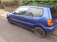 Vw polo 1.4 automatic, comprehensive service history.