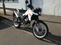 DERBI TERRA 125 COMES FULLY SERVICED 12 MONTHS MOT 6 MONTHS WARRANTY