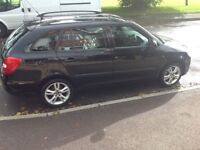 Skoda Fabia Estate in very good condition. Recent service. Available for test drive.