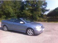 Vauxhall Astra Bertone Convertible 2.2 Automatic Great Fun Car