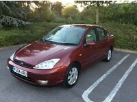 Ford Focus 5 Doors, Long MOT