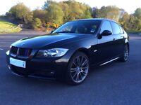 BMW 3 Series 2.0 318i M Sport 4dr M Sport, low miles £3,950
