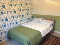 Newly decorated double room to rent. Close to general hospital, sports centre & shops