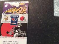 NFL tickets Sunday 29 october