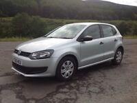 Volkswagen Polo 1.2 5 door 29000 mls Mot Immaculate