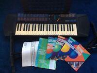 Yamaha PSR 76 keyboard
