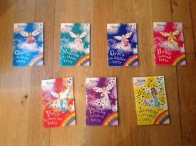 Daisy Meadows Party Faries Collection. Books 15-21