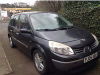 Renault Grand Scenic cheap 7 seater Open To Sensible Offers