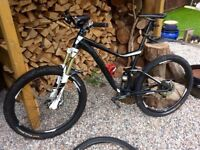 Giant Trance 27.5 2015 Downhill MTB Mountain bike WITH UPGRADES/EXTRAS