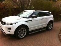 Range Rover evoque side steps