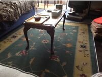 BEAUTIFUL RUG (£ 50) and other items. West End