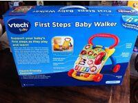 Brand new Vtech walker