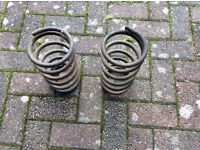 Front springs 145lb ford escort MK 1/2 rally