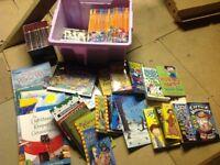 Bundle of children's books
