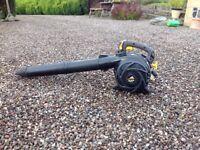 Leaf Blower/Vacuum McCulloch
