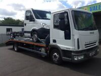 Iveco Eurocargo Beavertail Recovery Lorry