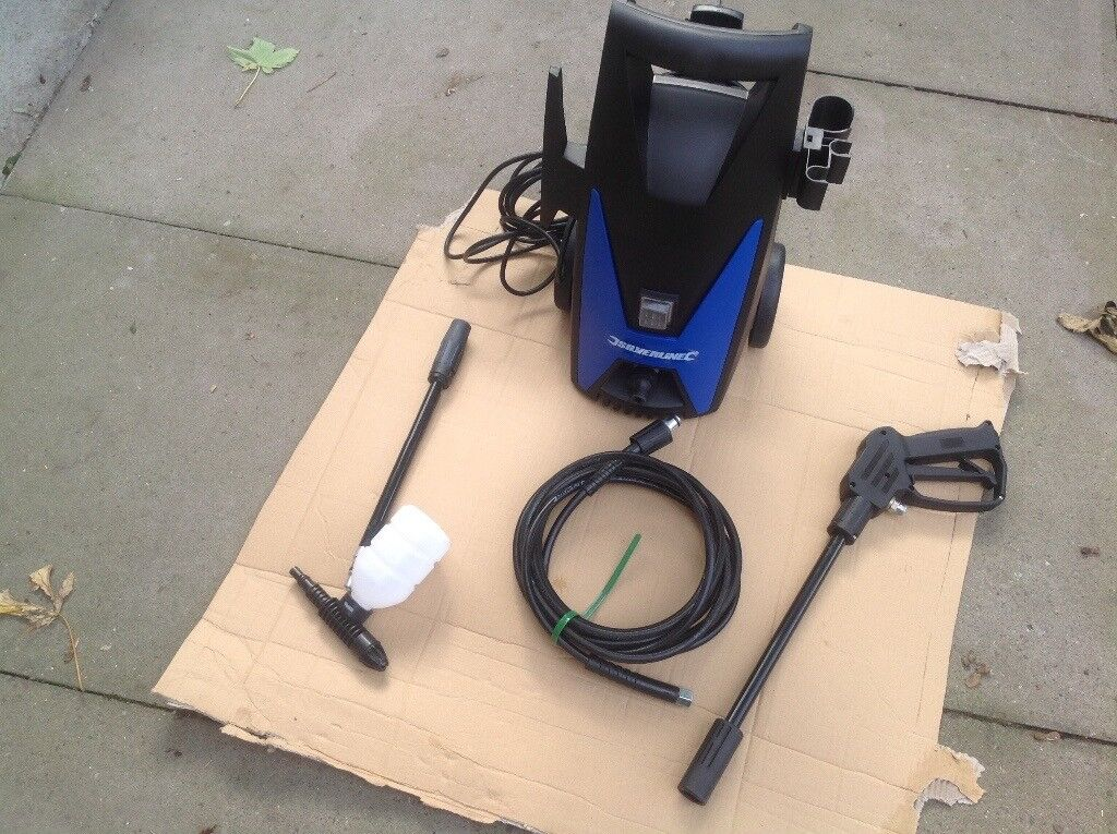 Silver line 1650W 102580 high pressure washer.