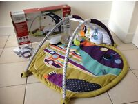 Mamas & Papas Playmat & Gym with Light & music RRP £89