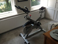 BH Fitness SB3 Light Commercial Magnetic Indoor Cycle Exercise Bike (New)