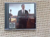 Russell Watson La Voce CD