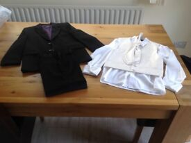 Boys special occasion suit