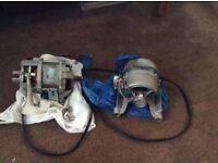 3 washing machine motors