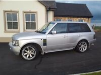 Range Rover Project Khan