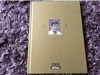 Graham Hick Benefit Year 1999 book mint condition