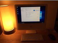 APPLE IMAC 2006 - INTEL CORE 2 DUO - WINDOWS 10 64bit / OS X 10.7.5 LION