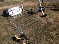 Golf Equipment LEFT Hand player