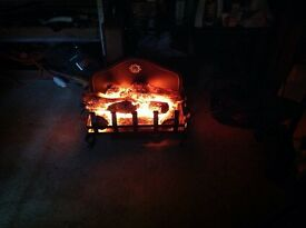 Log effect electric fire