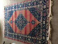 Large Kashmir Persian Carpet Rug