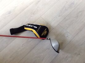 King Cobra tour AD Driver with cover