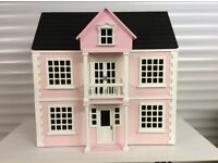 New Build Doll House - town house