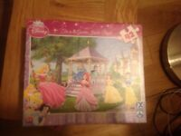 Disney Princess 42 piece jigsaw