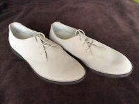 Clarks suede Active Air shoe