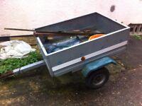 Trelgo aluminium trailer