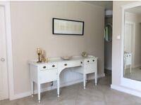 Gorgeous Vintage Cream Sideboard - Hall Table