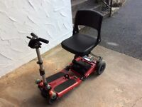 Luggie Folding Mobility Scooter - Exc Condition