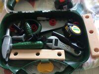 Children's toy tool kit (Bosch)