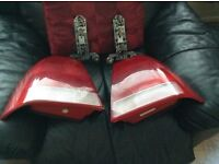 Vw Bora rear lights very good condition from 130 sport £30 the pair