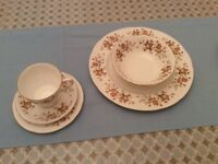 Complete tea and Dinner service