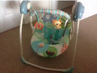 Baby Swing GREAT COND