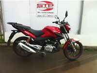 Lexmoto ZSX125 , 2015 model with just 4800km from new Good condition ready to go