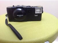 Olympus XA1 Compact Camera