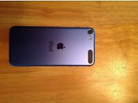 iPod touch 64 gb in blue