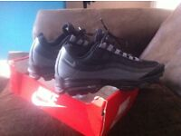 Size 8 Nike Air Max trainers