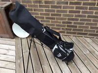 Masters Junior Half Set of Golf Clubs - Excellent Condition