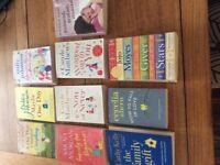 Book collection- modern romance x 10